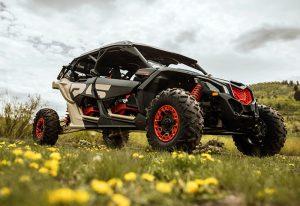 CanAm Maverick X3 Max Xrs Turbo RR