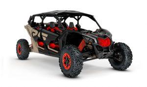 Maverick X3 Max Xrs Turbo RR