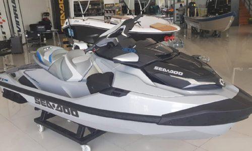 Sea-Doo GTX 300 Limited, Rotax 1630 ACE, 300 HP, jet-ski, diversão, náutica