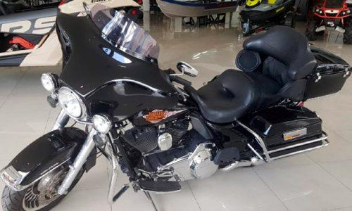 Harley-Davidson Ultra Glide, 1.600, 2010, clássica