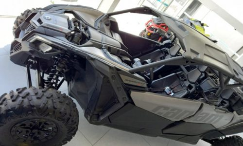 Can-Am Maverick X3 Max XRS Turbo R, 2018, Rotax, 900 cc, Turbo, 4 lugares, off-road