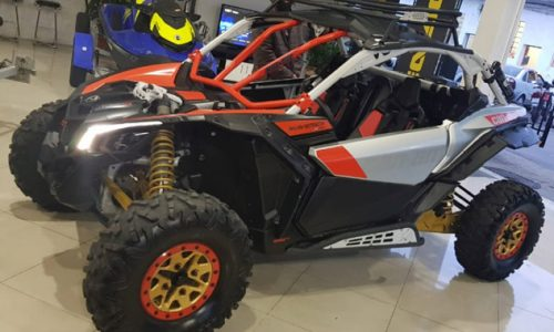 UTV, can-Am Maverick X3 XRS Turbo R, Rotax 900, Turbo, 2 lugares, off-road