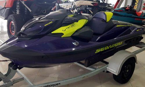 Sea-Doo RXP 300, 2021, Rotax 1630 ACE, náutica, jet-ski, cooler, reboque