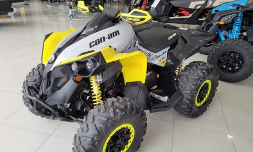 Can-Am Renegade, Rotax V-Twin, off-road, quadriciclo, 2019