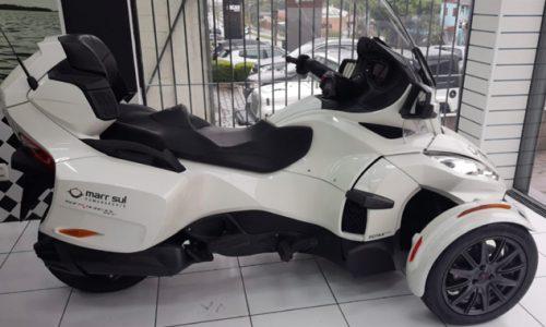 Can-Am Spyder RT, 2019, Rotax 1.330 ACE, roadster, conforto, desempenho, diversão