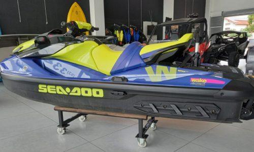 Sea-Doo Wake 170, 2021, Rotax 1630 ACE, 12 horas, moto-aquática