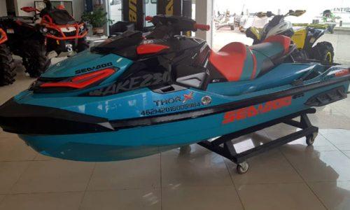 Sea-Doo Wake Pro 230, 2019, Rotax, 2 lugares, wake board, som bluetooth